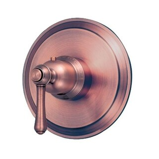 Danze D562057T-LQ CLOSEOUT - Thermostatic Valve Trim with Lever Handle From the Opulence Collection (Less Valve)