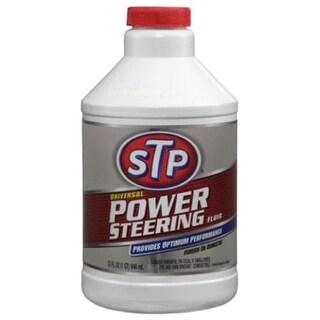 STP 65464 Power Steering Fluid, 32 Oz