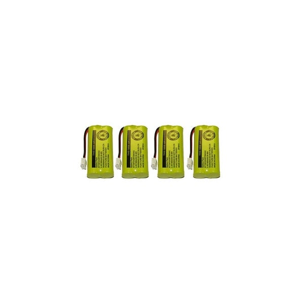 Replacement VTech 6010 Battery for 6010 / DS6121-4 Phone Models (4 Pack)