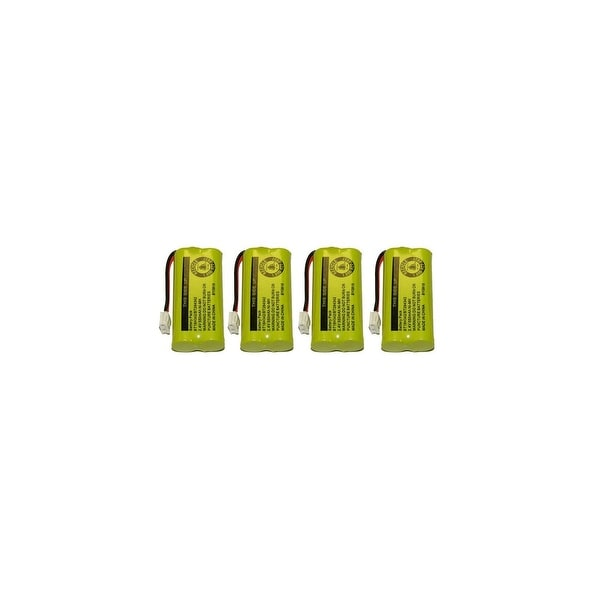 Replacement VTech 6010 Battery for BATT-6010 / 8300 Battery Models (4 Pack)
