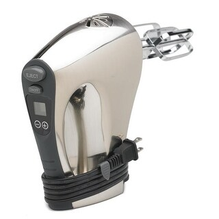 Nesco 16-Speed Hand Mixer Hand Mixer