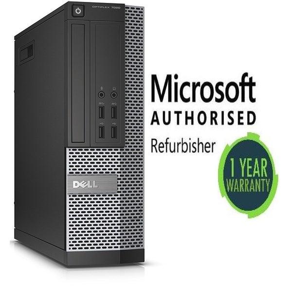 Dell 7020 SFF, intel i5 4570 3.2GHz, 8GB, 500GB SSD, W10 Pro
