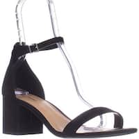 Call It Spring Stangarone Ankle Strap Sandals, Black