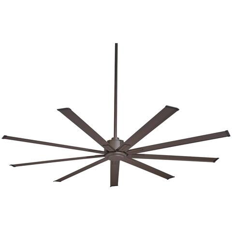 Xtreme Ceiling Fan in Oil Rubbed Bronze finish w/ Oil Rubbed Bronze blades by Minka Aire