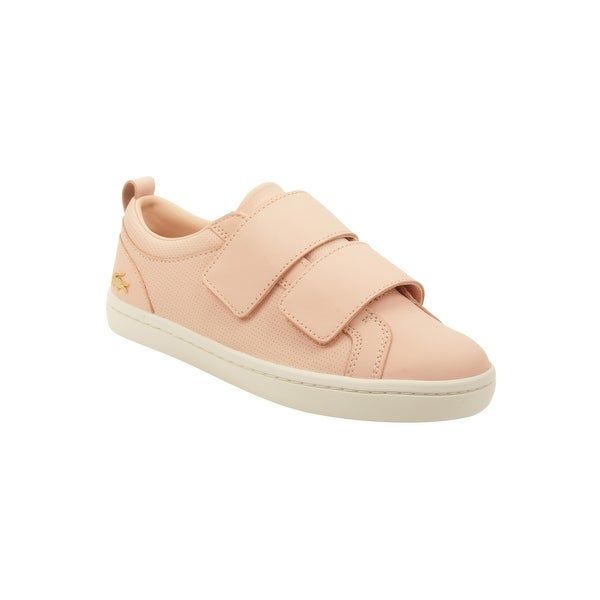 0348547639fa49 Shop Lacoste Women s Straightset Strap 119 Sneaker - Free Shipping ...