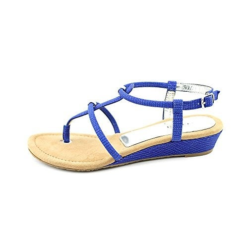 Alfani Women's Castane Thong Wedge Sandal