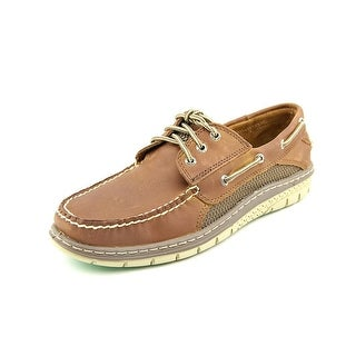 Sperry Top Sider Billfish Ultralite 3-Eye Moc Toe Leather Boat Shoe
