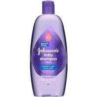 Johnson's Baby Shampoo, Calming Lavender, 20 Ounce