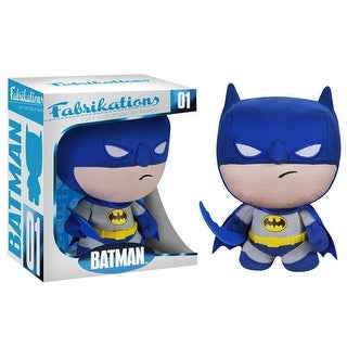 Fabrikations Soft Sculpture Batman Funko Plush Figure - multi