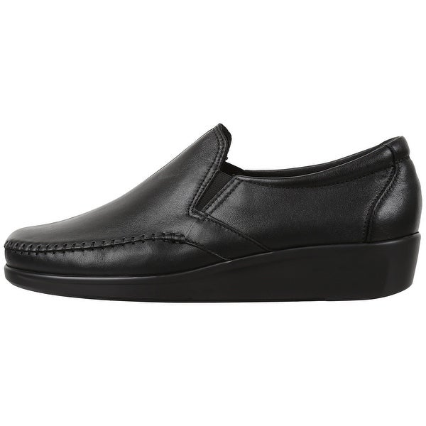 SAS Womens Dream Leather Closed Toe Loafers