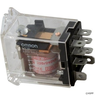 Relay, Omron, Single Pole Double Throw, 15A, 230v