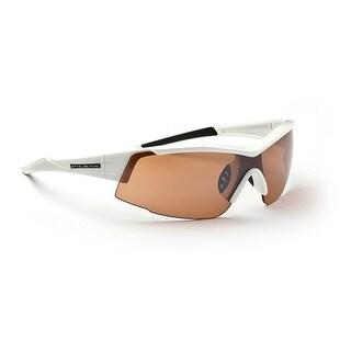 Optic Nerve Eyres 2 Lens Interchangeable Sunglasses White