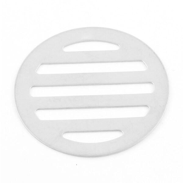 2.5 Inch Stainless Steel Floor Drain Strainer Cover Bath Sink Filter