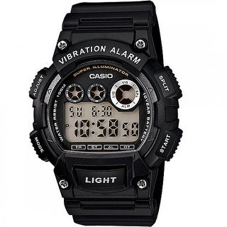 Casio Men's Super Illuminator Blue Watch