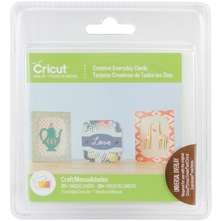 Cricut Project Cartridge-Creative Everyday Cards