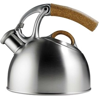 OXO Good Grips Anniversary Edition Uplift Tea Kettle (Brushed Stainless Steel)