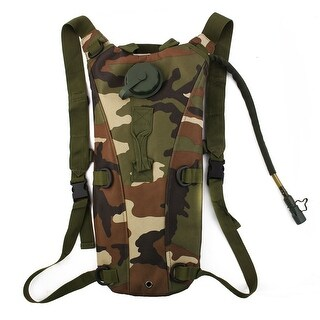Hiking Camping Riding Camelback Hydration Pack Backpack w 3L Water Bladder Bag