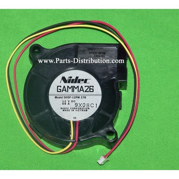 Epson Projector Lamp Fan: EMP-X52, EMP-X56, EMP-X6, EMP-X68, EMP-X90, EX21, EX30