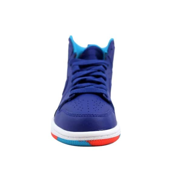 promo code 1bb98 b0cf5 Nike Air Jordan 1 Retro High BP Deep Royal Blue/Blue Lagoon-Infrared 23