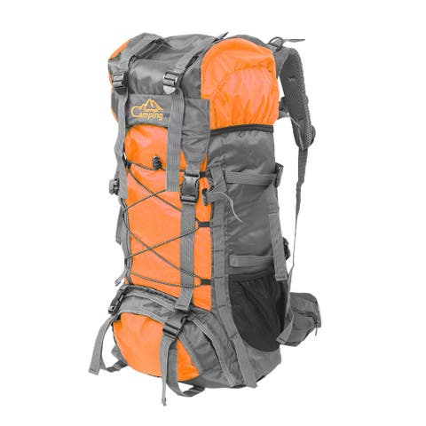 55L Hiking Backpack for Outdoor Travel Climbing Camping