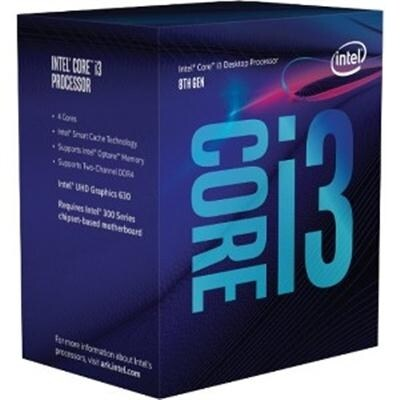 Intel Corp. - Bx80684i38300 - Core I3-8300 Prcsr