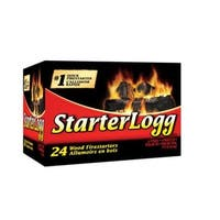 Pine Mountain 41525-01001 Starterlogg Firestarters, 24 Pack