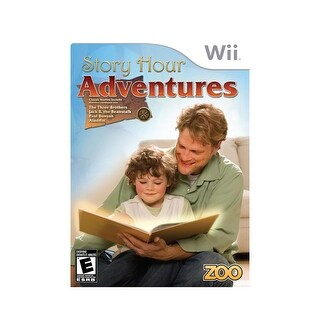 Story Hour: Adventures - Nintendo Wii