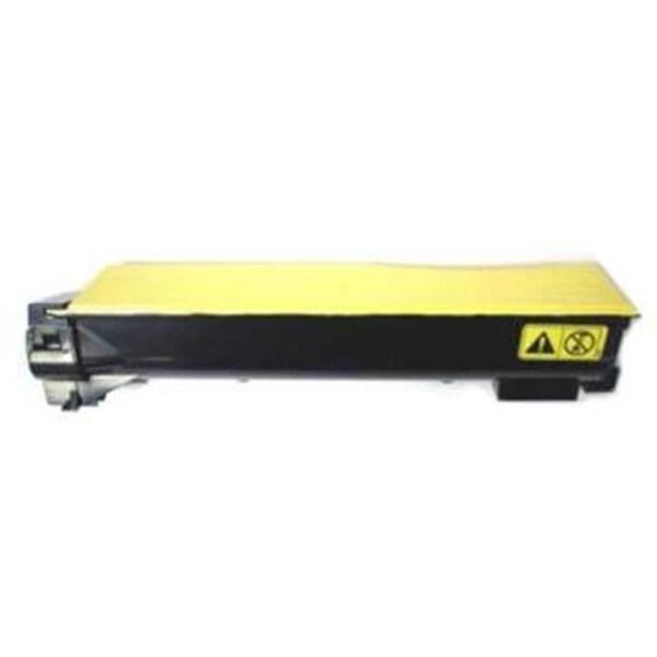 Kyocera KYOTK5162Y P7040CDN - TK5162 Standard Toner - Yellow