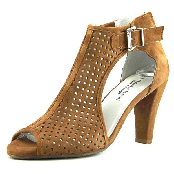 Eric Michael Chrystal Women Tan Sandals
