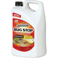 Spectracide HG-96381 Bug Stop Home Barrier AccuShot Refill, 1.33-Gallon
