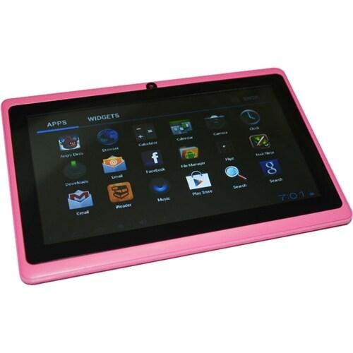 Zeepad WFG7DRK003PNK Zeepad 7DRK 4 GB Tablet - 7