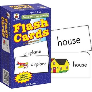 Flash Cards Basic Picture Words