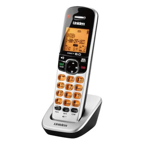 Uniden DCX170 Additional Cordless Handset for D1700 Series Phone System w/ Caller id & Call Waiting