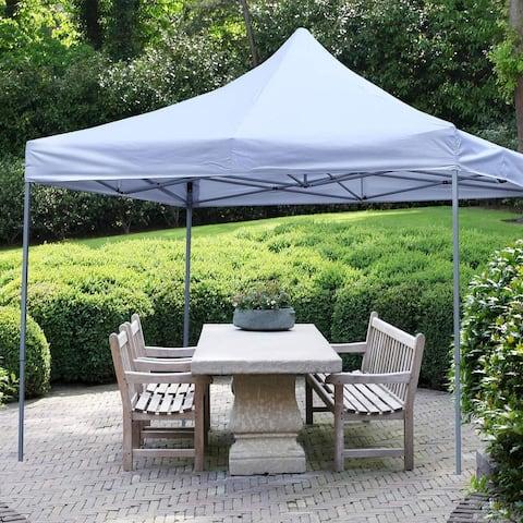 Zenova 10x10 Outdoor Patio Canopy Tent No Enclosure