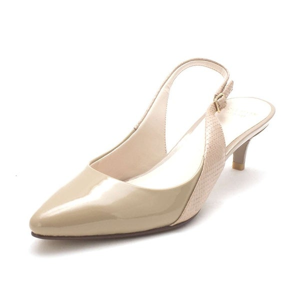 Cole Haan Womens 14A4063 Pointed Toe SlingBack Classic Pumps - 6