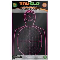 Truglo tg13p6 truglo tg13p6 target handgun 12x18 pnk 6pk