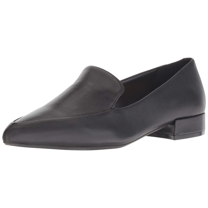 Camelia Pointy Toe Loafer Flat