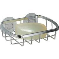 Interdesign Ss Soap Dish 67902 Unit: EACH