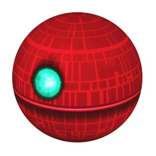 Star Wars No Moon Death Star Mood Light Glows 2 Different Colors USB Powered or Battery Operated