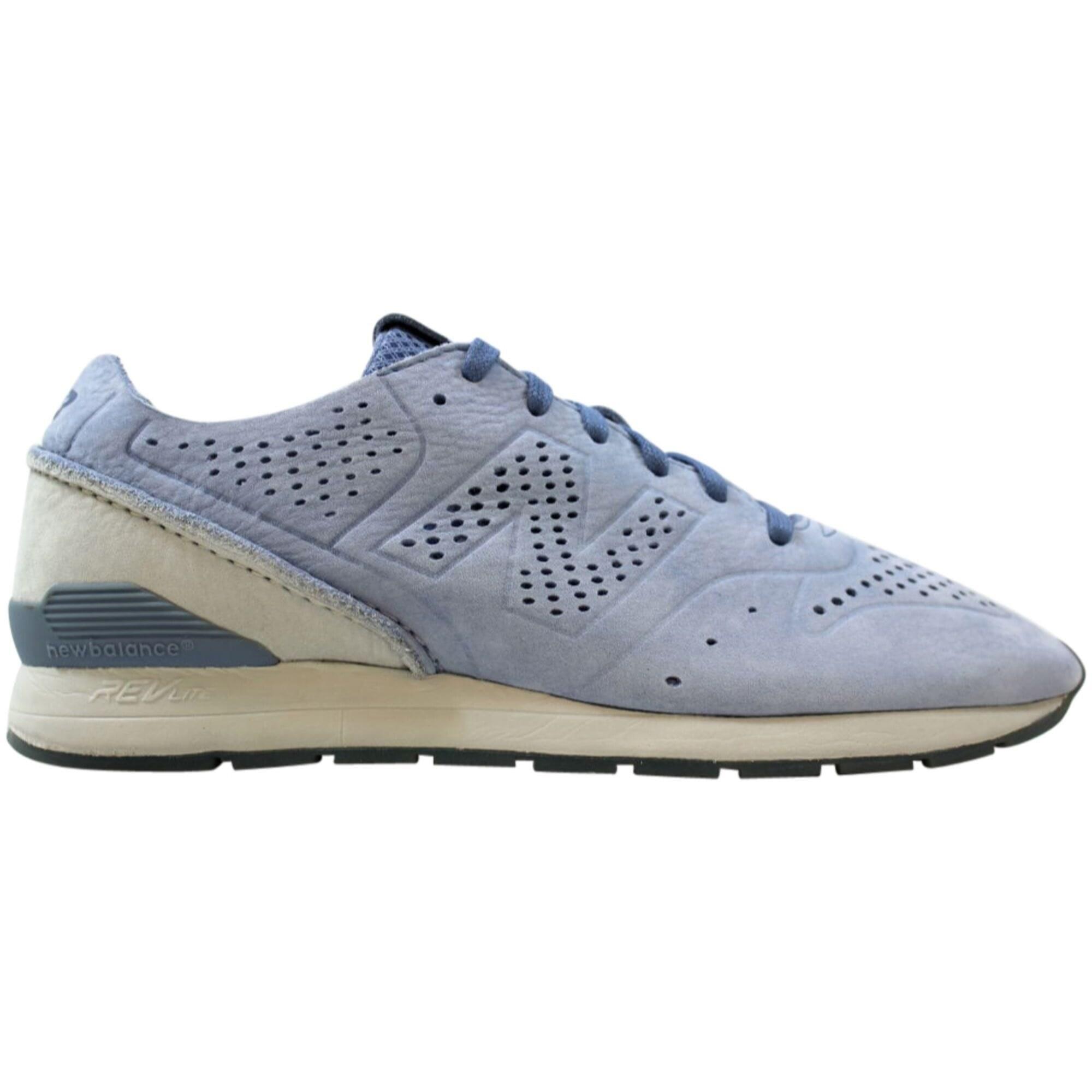 New Balance REVlite MRL996 Slate Blue/Concrete MRL996DE Men's