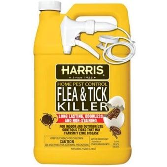 Harris HFT-128 Flea And Tick Killer - Gallon