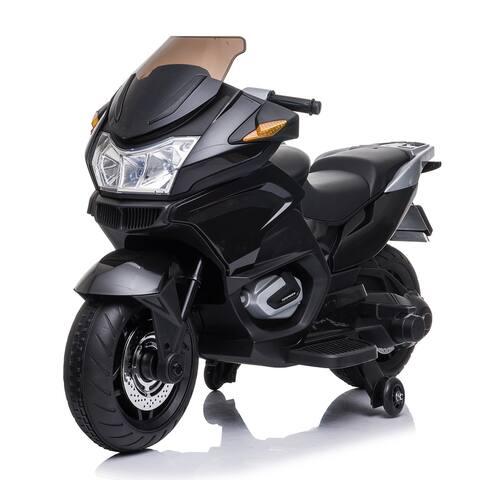 12V Black Motorcycle