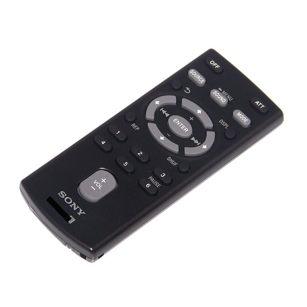 OEM Sony Remote Control Originally Shipped With RSX-GS9, RSXGS9