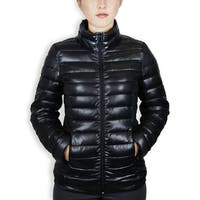 Ladies Puffer Jacket (LJK-310)