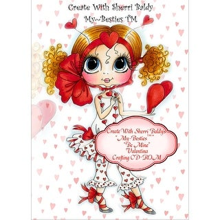 My Besties Crafting CD-Be Mine - Valentina