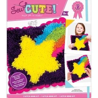 Sew Cute! Latch Hook Kit-Star