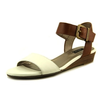 Array Sammy  D Open Toe Leather  Wedge Sandal