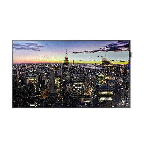 Samsung It Qm49h 49 Inch Class Uhd Commercial Smart Qled Led Display