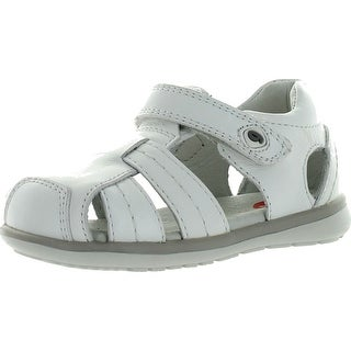 Garvalin Boys 152322 Casual Fisherman Sandals - White (3 options available)