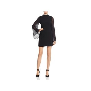 Cupcakes and Cashmere Womens YASMINA Cocktail Dress Crepe Special Occasion